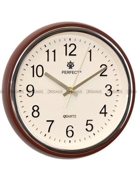Zegar ścienny Perfect PW158-BR