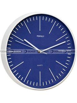 Zegar ścienny Perfect RS09723-DarkBlue