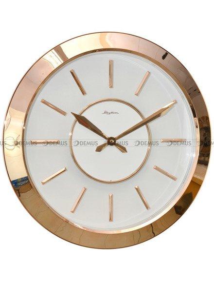 Zegar ścienny Rhythm CMG749NR13