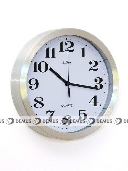 Zegar ścienny aluminiowy 30087