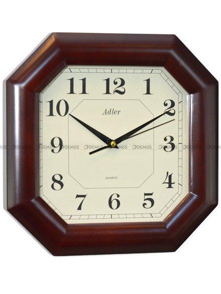 Zegar ścienny drewniany 21003-W