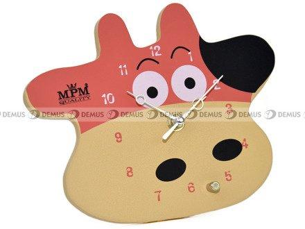 Zegar ścienny dziecięcy MPM E01.2518.5120