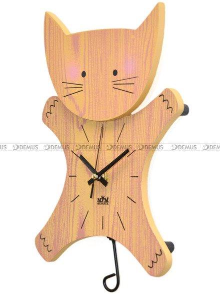 Zegar ścienny dziecięcy MPM E01.2520.51