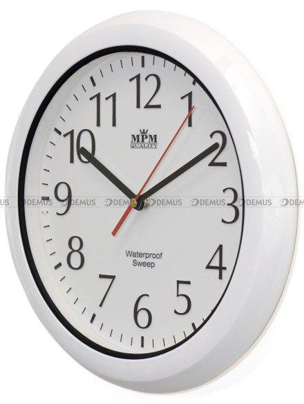 Zegar ścienny łazienkowy wodoodporny MPM E01.2535.00