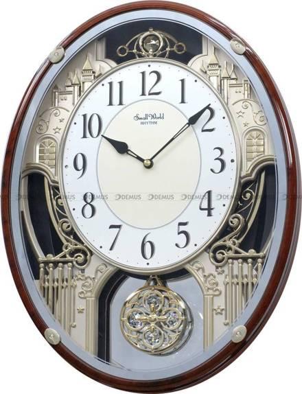 Zegar ścienny z melodiami Rhythm 4MH865WD23