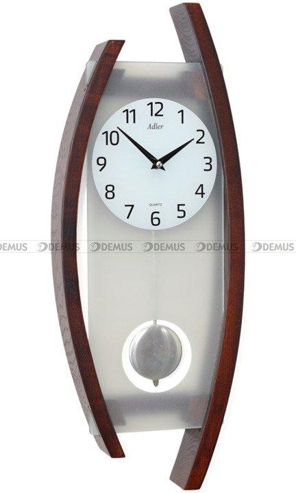 Zegar wiszący Adler 20230-Wenge