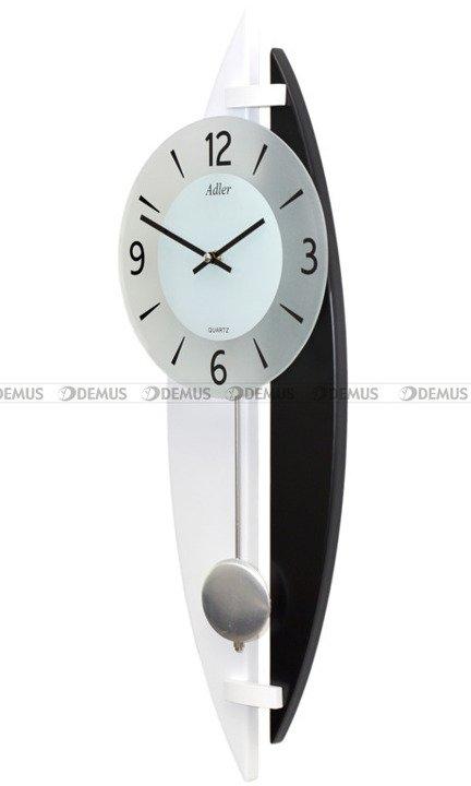 Zegar wiszący Adler 20235-BW