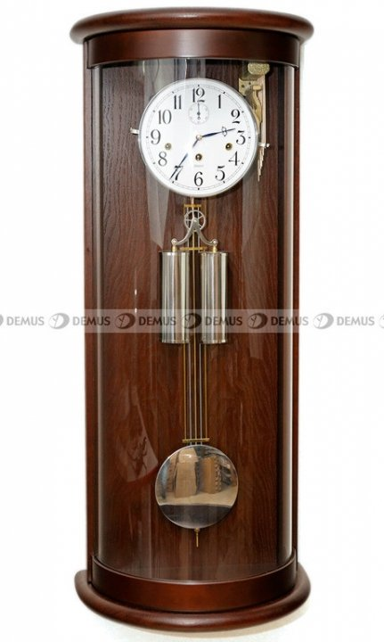 Zegar wiszący mechaniczny Kieninger Kamil-Silver-WA2