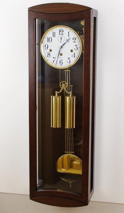 Zegar wiszący mechaniczny Konrad-Gold-010-WA