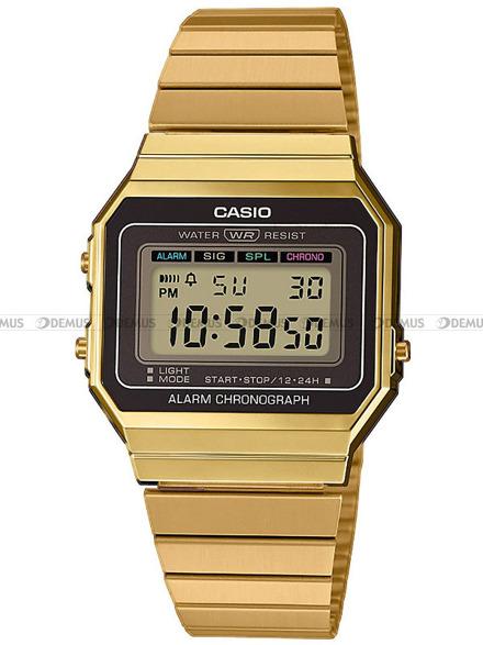 Zegarek CASIO A700WEG 9AEF