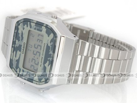 Zegarek CASIO VINTAGE Maxi A168WEC-1EF