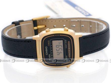 Zegarek CASIO VINTAGE Mini LA670WEGL-1EF