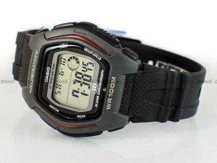 Zegarek Casio HDD 600 1AVES