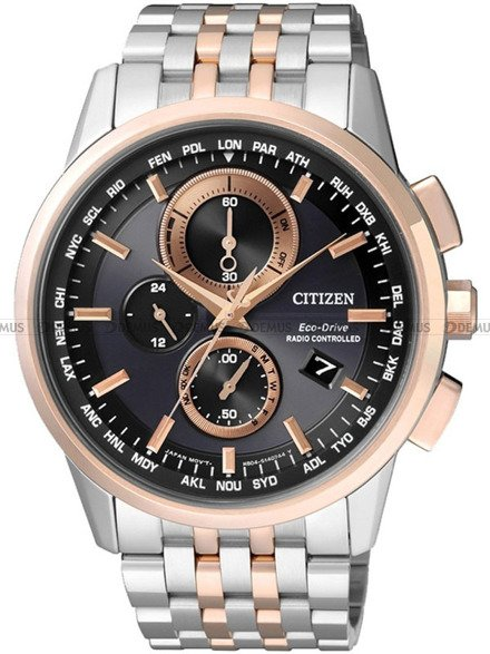 Zegarek Citizen Eco-Drive Radio Controlled AT8116-65E