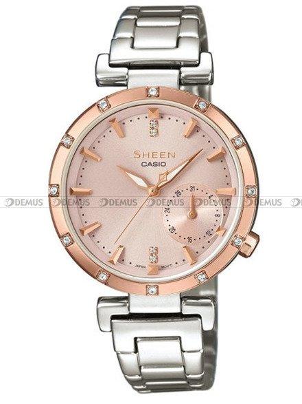 Zegarek Damski Casio Sheen SHE 4051SG 4AUER