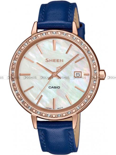 Zegarek Damski Casio Sheen SHE 4052PGL 7AUEF