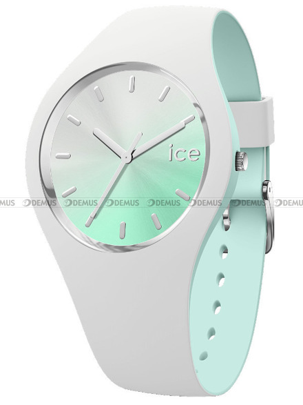 Zegarek Damski Ice-Watch - ICE Duo Chic White Aqua 016984 M
