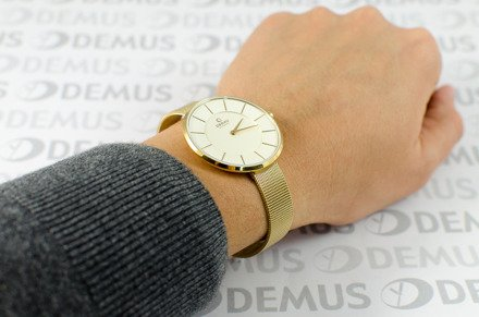 Zegarek Damski Obaku V185LXGGMG