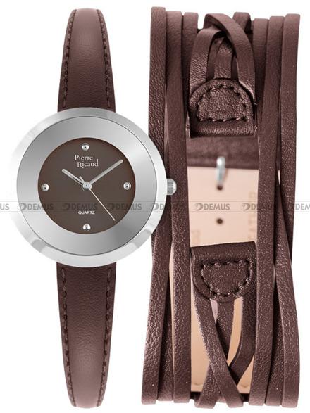 Zegarek Damski Pierre Ricaud P22016.524GQ-SET - Dodatkowy pasek w zestawie