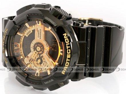Zegarek G-SHOCK BLACK AND GOLD GA-110GB 1AER