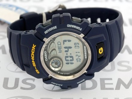 Zegarek G-SHOCK Blue Wave G-2900F 2VER