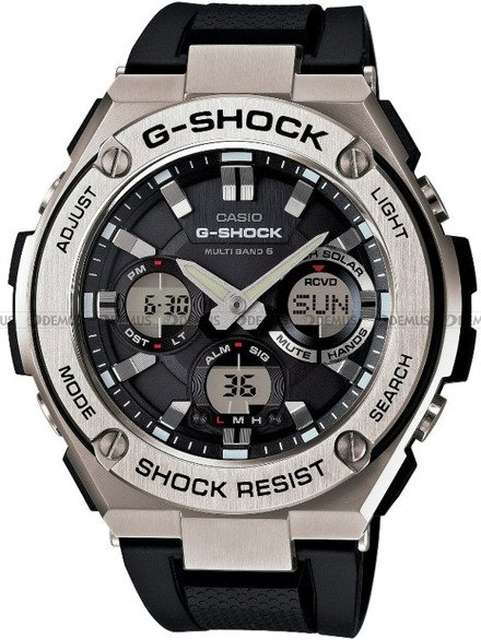 Zegarek G-SHOCK G-STEEL GST-W110 1AER