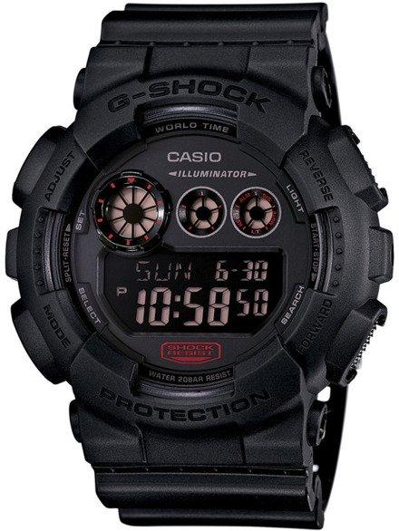Zegarek G-SHOCK MISSION BLACK GD-120MB 1ER