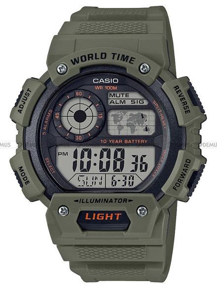 Zegarek Męski Casio AE 1400WH 3AVEF