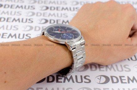 Zegarek Męski FujiTime M7108QS-Blue
