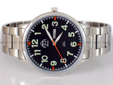 Zegarek Męski FujiTime M7109QS-Black