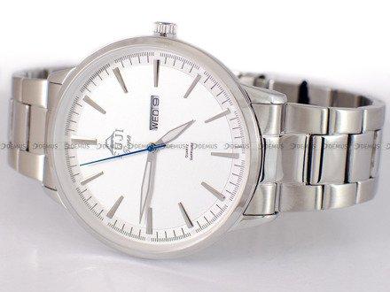 Zegarek Męski FujiTime M7110QS-Silver