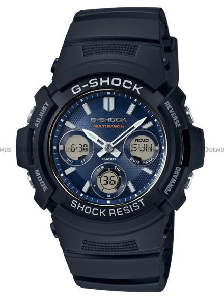 Zegarek Męski G-SHOCK AWG-M100SB 2AER