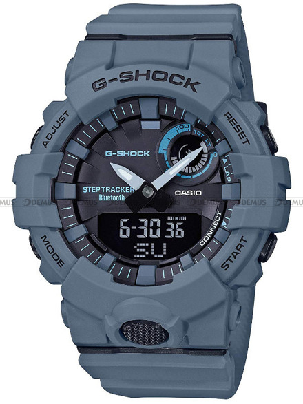 Zegarek Męski G-SHOCK Bluetooth GBA 800UC 2AER
