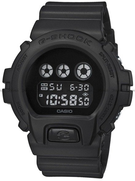 Zegarek Męski G-SHOCK DW 6900BBA 1ER