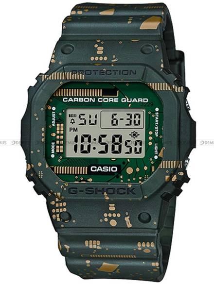 Zegarek Męski G-SHOCK DWE 5600CC 3ER - Limitowana edycja, w zestawie dodatkowe paski i dodatkowy bezel