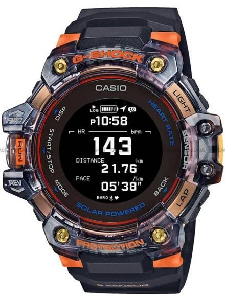 Zegarek Męski G-SHOCK G-SQUAD Heart Rate Monitor Bluetooth GBD H1000 1A4ER