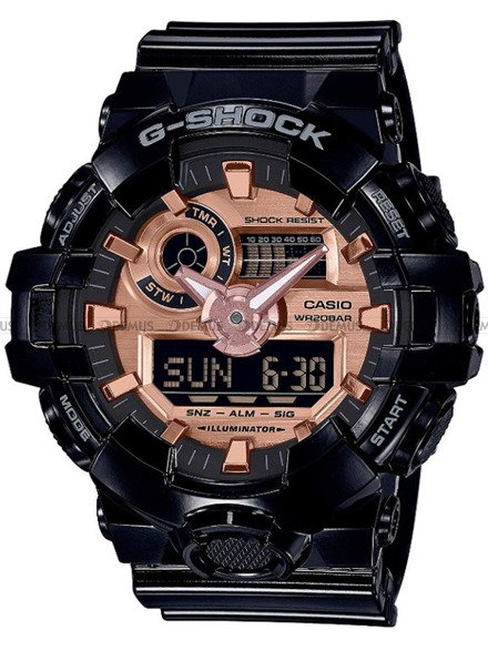 Zegarek Męski G-SHOCK GA 700MMC 1AER