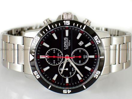 Zegarek Męski Lorus Chronograph RM305FX9