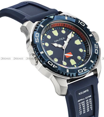 Zegarek Męski Nautica Tarpoon Dive NAPTDS902