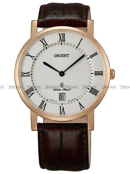Zegarek Męski Orient FGW0100EW0