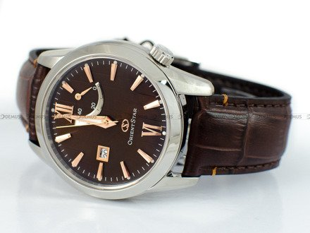 Zegarek Męski Orient Star WZ0301EL