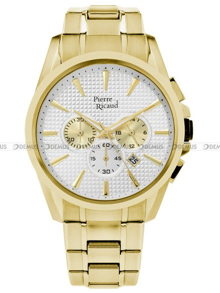 Zegarek Męski Pierre Ricaud P60017.1113CH