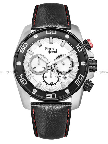 Zegarek Męski Pierre Ricaud P60018.Y213CHR