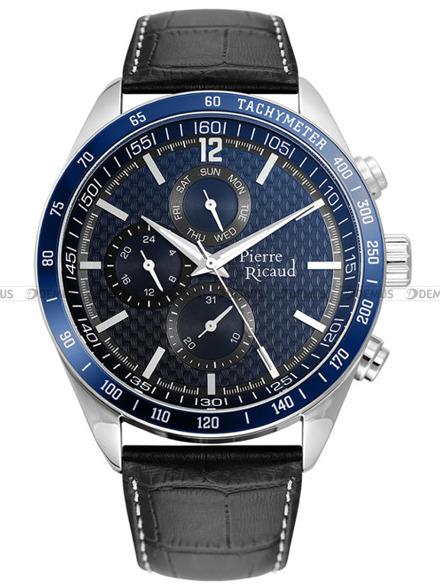 Zegarek Męski Pierre Ricaud P97224.T255QF