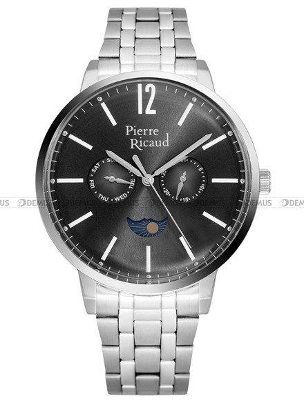 Zegarek Męski Pierre Ricaud P97246.5154QF