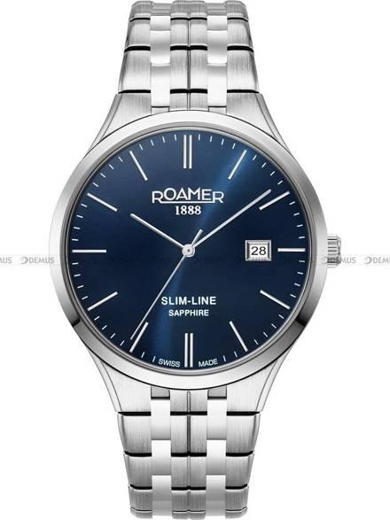 Zegarek Męski Roamer Slim-Line Classic 512833 41 45 20