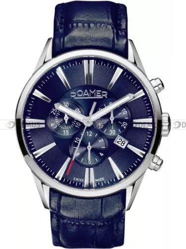 Zegarek Męski Roamer Superior 508837 41 40 05