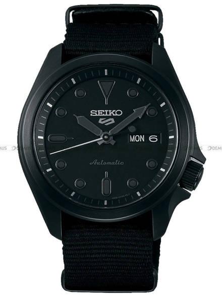 Zegarek Męski Seiko Automatic 5 Sports SRPE69K1