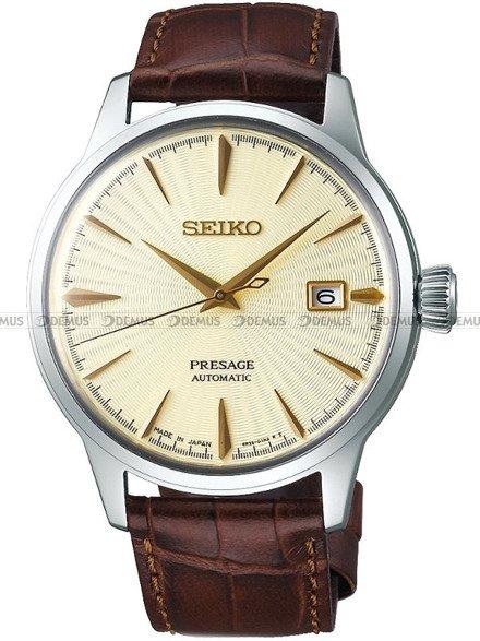 Zegarek Męski Seiko Presage SRPC99J1