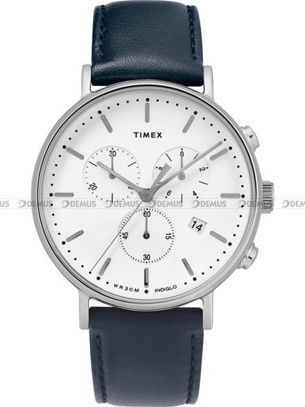 Zegarek Męski Timex Fairfield Chronograph TW2T32500